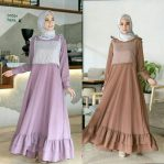 Baju Hijab Modern Jovin Dress