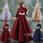 Baju Muslim Modern Pajjera Dress