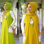 Busana Muslim Modis Handlove Dress