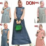 Jual Baju Hijab Doniq Dress