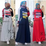 Jual Baju Hijab Kiana Dress