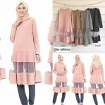 Jual Baju Muslim Grina Midi Dress
