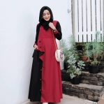 Pakaian Hijab Murah Kaluka Dress