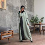 Baju Hijab Modern Nassa Dress