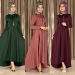 Baju Hijab Modis Maryam Dress