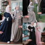 Baju Muslim Modis Denada Dress