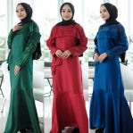 Grosir Busana Muslim Loona Dress