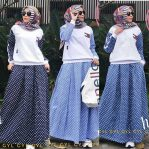 Grosir Pakaian Hijab Authentic Set