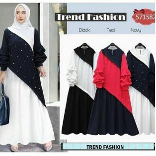 Jual Baju Hijab Trend Dress