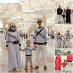 Baju Hijab Modis Family Couple