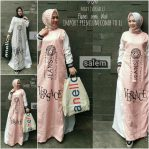 Baju Hijab Murah New Versace Dress