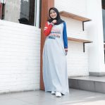 Busana Muslim Modern The Best Dress