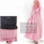 Busana Muslim Terbaru Flowing Dress