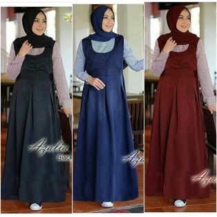 Pakaian Hijab Murah Agalia Dress