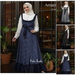 Baju Hijab Modern Amarila Dress