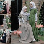Baju Hijab Modis Milano Dress