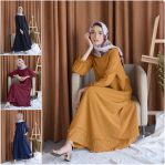 Busana Hijab Murah Fitriana Dress