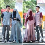 Busana Muslim Modis Ranura Set Couple