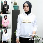 Busana Muslim Modis Sweater New Gucci