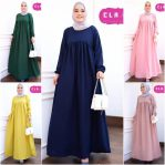 Busana Muslim Terbaru Bonanza Dress