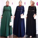 Grosir Baju Murah Moana Basic Dress