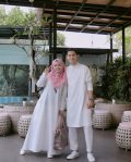 Grosir Baju Murah White Couple Set