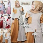 Jual Baju Hijab Medina Dress