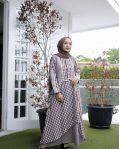 Baju Hijab Murah Qalesya Dress