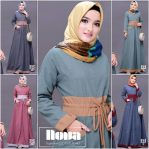 Baju Muslim Modis Nova Dress