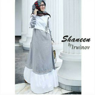 Baju Muslim Modis Shaneen Dress