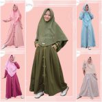 Baju Muslim Terbaru Chiya Dress Set