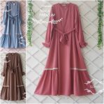 Busana Hijab Murah Naila Premium Dress