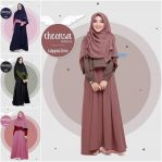Busana Muslim Modern New Cheonsa Dress
