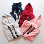 Busana Muslim Modis Breath Hoody Sweater