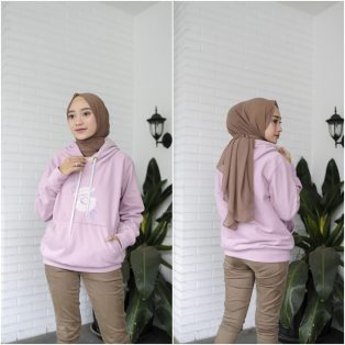 Busana Muslim Terbaru Corry Sweater