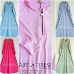 Jual Baju Hijab Abela Dress
