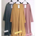 Jual Baju Hijab Ruffle Dress
