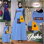 Jual Baju Muslim Yuki Dress