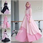 Pakaian Hijab Murah New Zalea Dress
