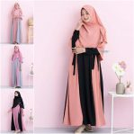 Baju Muslim Modern New Elois Dress