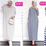 Baju Muslim Modis Nara Dress