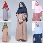 Busana Hijab Murah Calila Dress