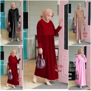 Grosir Baju Murah Laura Dress