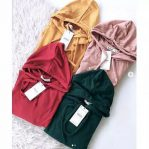 Grosir Baju Muslim Online Mirriam Maxi Hoodie