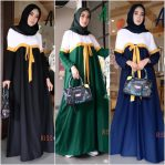 Grosir Busana Muslim Afshen Dress
