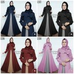 Jual Baju Hijab Shireen Dress