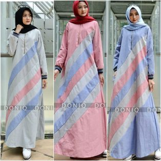 Pakaian Hijab Murah Mecca Dress