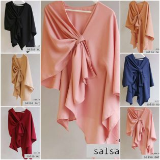 Baju Hijab Modis Salsa Outher