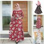 Baju Muslim Modern Maudy Dress