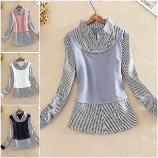 Baju Muslim Modis Mecha Blouse